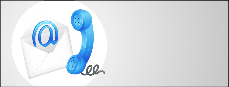 Inbound Calls, Outbound Calls, Email and Website Customer Chat