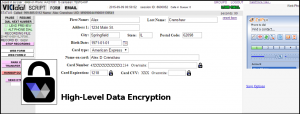 High-Level Data Encryption